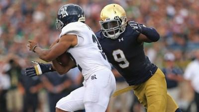 NFL Draft Prospect Jaylon Smith Gets Bad Injury News