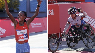 Two Reigning Chicago Marathon Champs to Return This Year