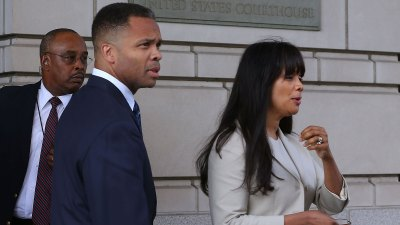 Former Ald. Sandi Jackson Released From Prison