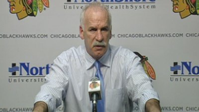 Hawks Call Up Bollig and Shaw