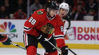 Patrick Kane Teams Up With LeBron James For Commercial