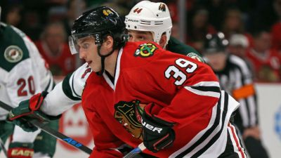 Baun, Glass Placed on Waivers by Blackhawks
