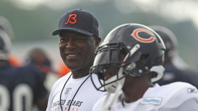 Lovie Smith Ready for Off-Season Workouts