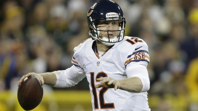 Bears Bites: Market Heating Up for Josh McCown