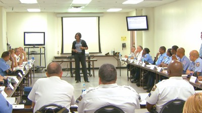 Police Training Canceled Due to Budget Crisis