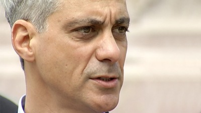 Rahm Tells Pension Funds to Drop Gun Makers