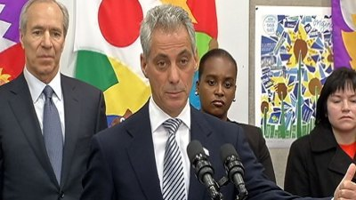 Teens Talk to Rahm About Solutions to Violence