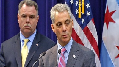 Rahm Emanuel Vs. The First Amendment