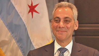 Emanuel Commits to Second Term