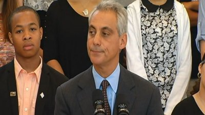 Emanuel Clams Up on Burke's Business Conflicts