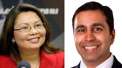 Krishnamoorthi Launches Campaign to Replace Duckworth