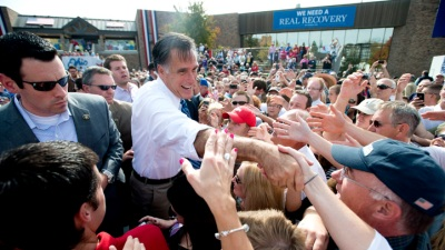 Rock, Roll and Romney