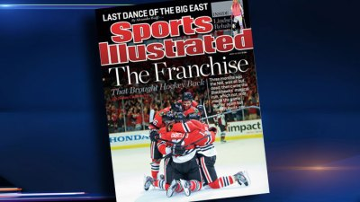 Controversy Erupts Over SI's Blackhawks Cover
