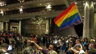 Hawaii Legalizes Gay Marriage, Making Ill. 16th
