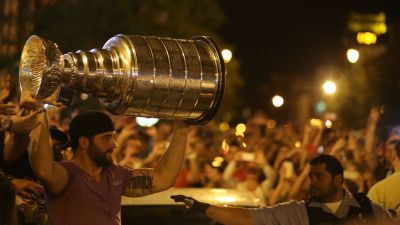 Stanley Cup Available For Public Viewing, Photos