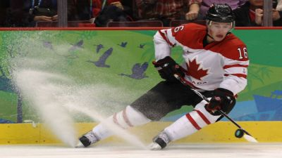 Toews Named Alternate Captain for Team Canada