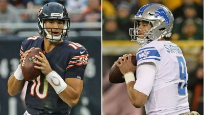 Lions vs. Bears: First Thoughts