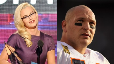 Brian Urlacher Linked to Jenny McCarthy