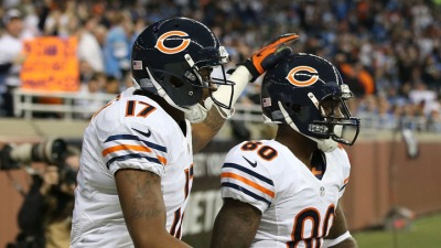 Receivers Bennett, Jeffery Need to Have Better Year in '13