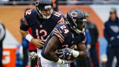 Jordan Howard Breaks Bears Record in Game vs. Vikings