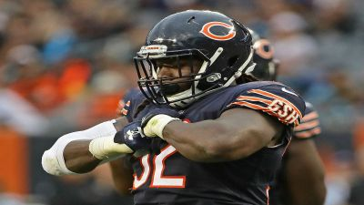 Bears Release Pernell McPhee, Quintin Demps