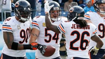 Bears Maul Titans 51-20