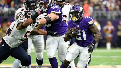 Bears Blown Out by Vikings in Season Finale
