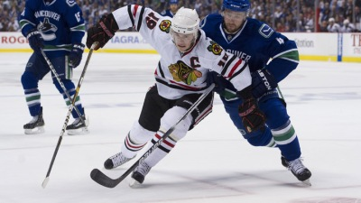 No Stanley Cup Repeat for Chicago