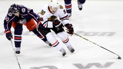 Blackhawks Top Jackets 6-3