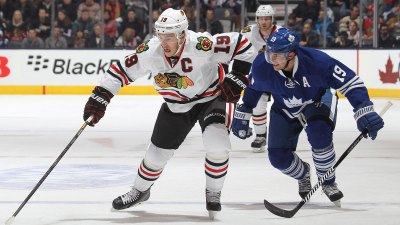 Mayers Criticizes Hawks for Not Responding to Toews Hit