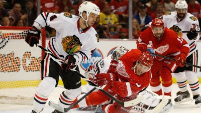 Top 10 Hawks Picks: #8 Niklas Hjalmarsson