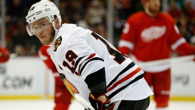 Hawks Lose Game 4, Red Wings Lead Series 3-1