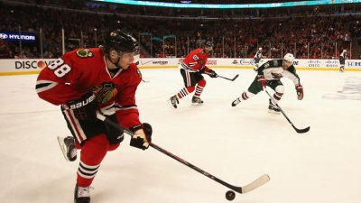 Blackhawks to Be Featured Tuesday on NBCSN Series