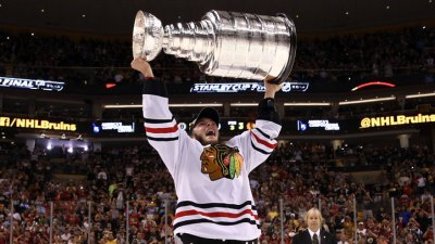 Hawks' Cup Run Immortalized in New Film