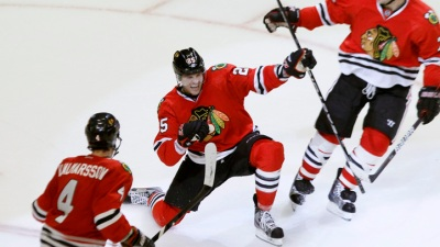 Hawks Top Panthers 3-2