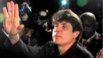 Blagojevich Lawyers Appeal Corruption Conviction, Sentence