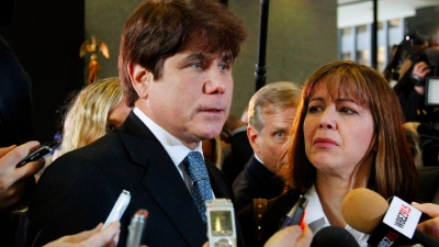 Blago Lawyers to Appeals Court: Play All the Tapes