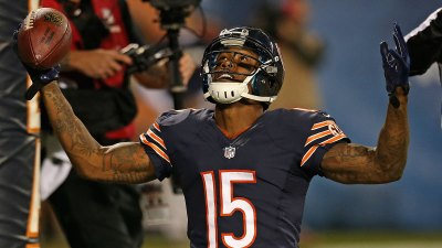 Brandon Marshall Inks 3-Year Extension with Bears