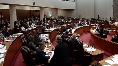 Busy Day on Tap for Chicago City Council