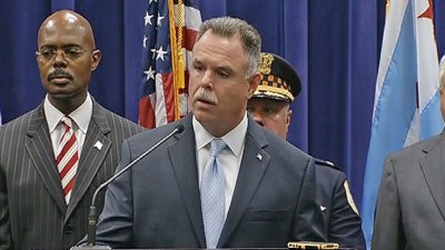 Quinn Still Ready To Talk State Police in Chicago
