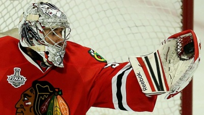 'Hawks vs. Bruins: Three Stars of Game 1