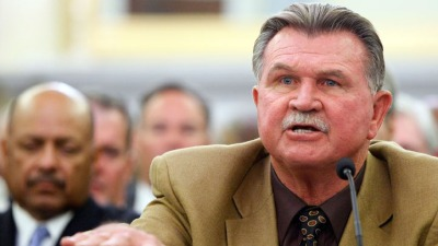 Ditka Beating Obama? C'mon.
