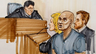 Sam Hurd Gets 15 Years On Drug Charge
