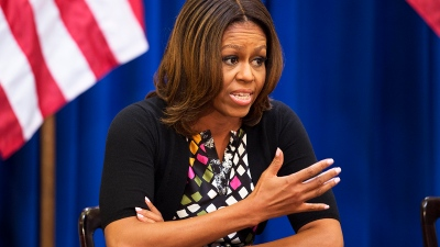 Speculation Builds on Michelle Obama Senate Run