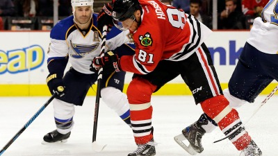 Hossa Likely to Return to Hawks Sunday vs. Red Wings