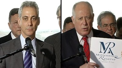 Rahm Emanuel Shoots Down Quinn's Pitch to Share State Revenue