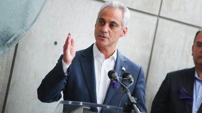 Emanuel to Attend Final 2 Days of DNC