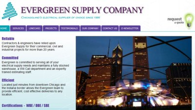A Family Affair: Evergreen Supply Gets SBA Award