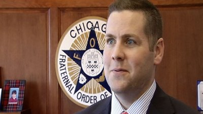 "Chicago FOP President Suspended, Called ""a Dictator"""