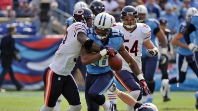 Bears Defense and Peanut Tillman Making History